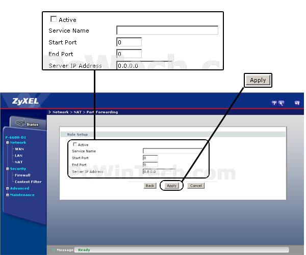 Zyxel p-660ru-t1 v2 modem de port acma ve baz? kullan?c?lara h?z limiti koyma sdn forum