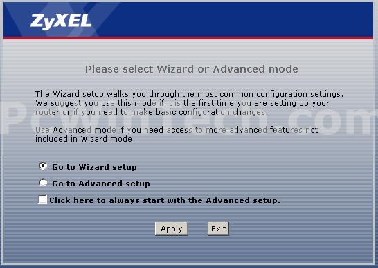 Port Forwarding - ZyXEL - P-660HW-D1 v2 (ZyXEL Firmware
