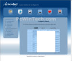 Screenshots - Actiontec - GT784WN (Actiontec Firmware)   PcWinTech com™